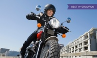 Two-Hour Motorbike or Scooter Taster Experience from Stellar Motorcycle Training (51% Off)
