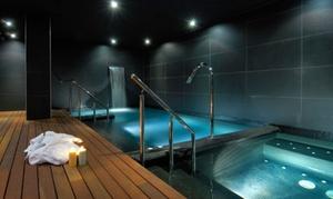 Vincci Frontaura Spa: Circuito spa para dos personas con aperitivo por 26,90 € en Vincci Frontaura Spa