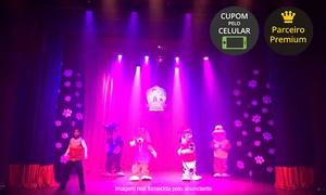 """Teatro Augusta: """"Super Patrulha Diversão Canina"""" - Teatro Augusta: 1 ingresso para a peça"""