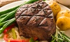 The Corey Creek Inn - Blue Point: Seafood Dinner at The Corey Creek Inn (Up to 35% Off). Four Options Available.