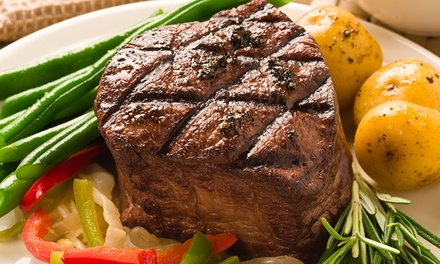 Chateaubriand with Sides for Two at The Old Inn (50% off)