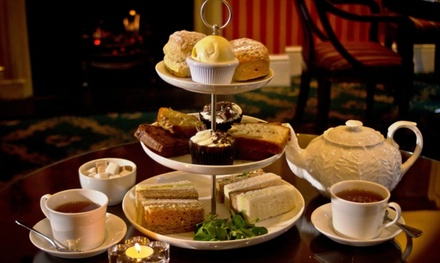 Afternoon Tea Near Me - Scones & Finger Sandwiches