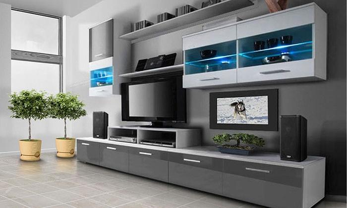 Mobili da soggiorno groupon goods for Muebles 1 click opiniones