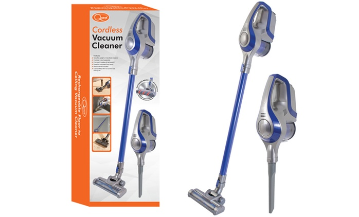 Quest Cordless Vacuum 43600 for £59.99 With Free Delivery