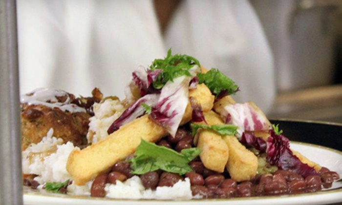 Fuel Vegetarian - Milwood,Southside: Prix-Fixe Meal for Two, Customizable Meal for Two or Four, or $10 for $20 Worth of Food at Fuel Vegetarian