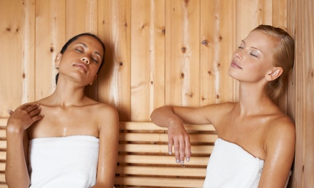 One or Three Infrared Sauna Sessions at Moramarco Chiropractic Office (Up to 38% Off)