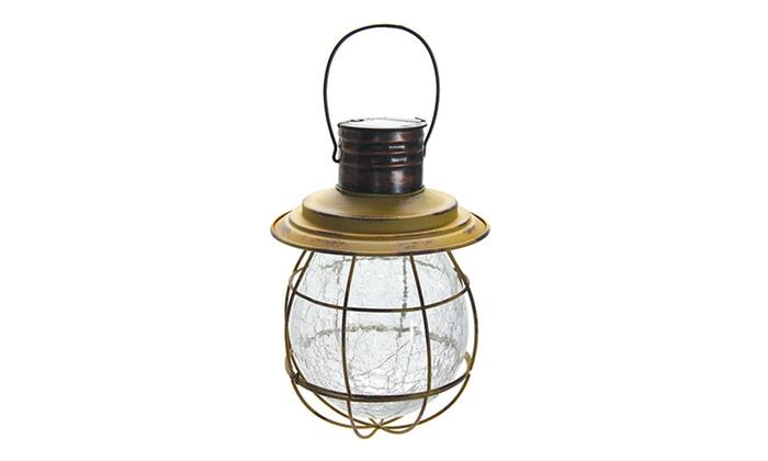 String Lights Vistaprint : Solar Hanging Lantern Groupon Goods