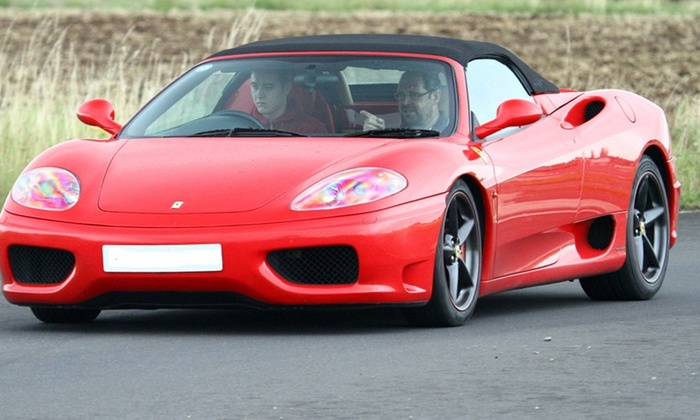Driving Experiences U York North Yorkshire Off Groupon