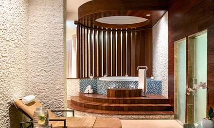 Up to 90 Minute Spa Treatment with Optional Spa Access for One or Two (Up to 74% Off)