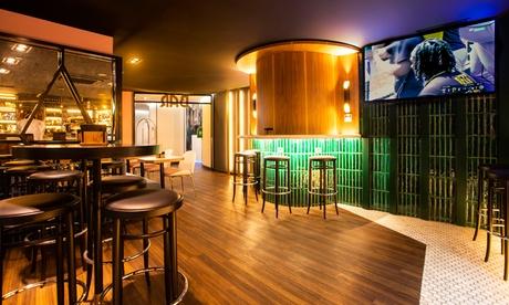 Menú brunch para dos de lunes a domingo en el Hotel Indigo Madrid - Gran Vía (con 60% de descuento)