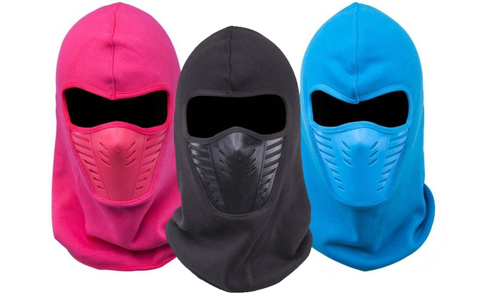 Up To 69% Off on Winter Active Wear Ski Mask  87d58949f