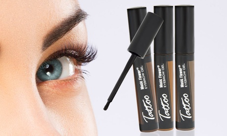 One or Two Packages of Eyebrow Tattoo Gel