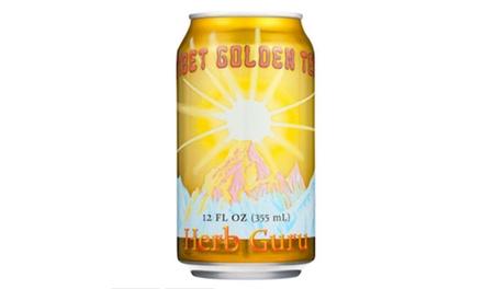 Herb Guru Brand Tibet Golden Tea (12-Pack) at Herb Guru Brand