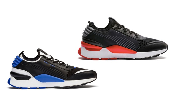 new photos 90593 dee00 Up To 35% Off PUMA RS-0 Sound Unisex Sneakers | Groupon
