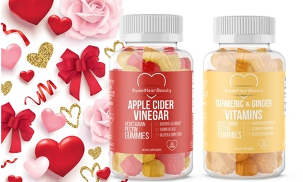 Up To 42% Off on Ginger and Apple Cider Gummies | Groupon