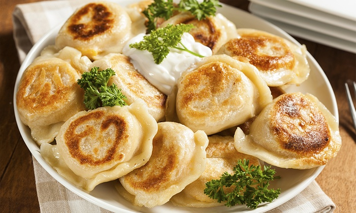 S&D Polish Deli: $17 for Four Dozen Polish Pierogi from S&D Polish Deli ($34 Value)