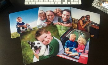 Up to 78% Off a Customized Mouse Pad