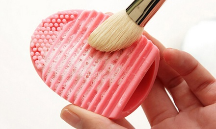 1 o 2 Brushegg de silicona para limpiar brochas de maquillaje desde 1,90 €