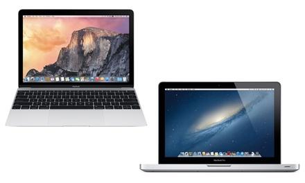 Apple MacBook reconditionné reconditionné, 2 modèles au choix, dès 979,90 €, livraison offerte