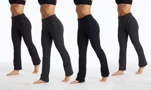 ef60a793243e9b Bally Fitness Tummy Control Pants. Multiple Lengths Available.