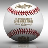 Chicago Cubs Signed Official Rawlings 2016 World Series Baseballs