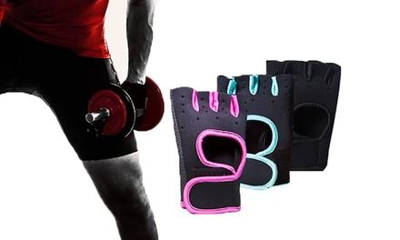 1 o 2 pares de guantes deportivos unisex desde 4,99 € (67% de descuento)