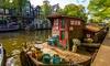 Natuur bij Amsterdam: 2-persoonskamer voor 2 incl. ontbijt + parkeren