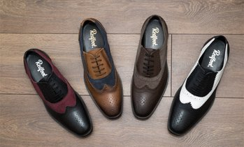 Redfoot Leather Gatsby Brogues