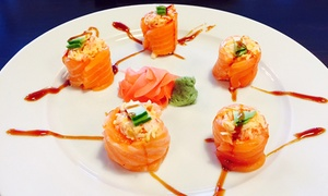OTOBO Sushi & Bar: $15 for $30 Worth of Sushi at OTOBO Sushi & Bar