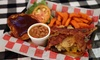 37% Off Burgers for Two or Four at Biff Buzby's Burgers