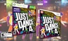 $24.99 for Just Dance 4 for Wii or Xbox 360