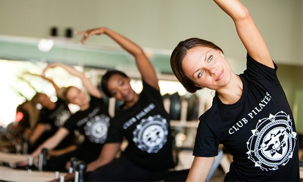 $41 for Five Pilates Classes at Club Pilates (a $75 Value)