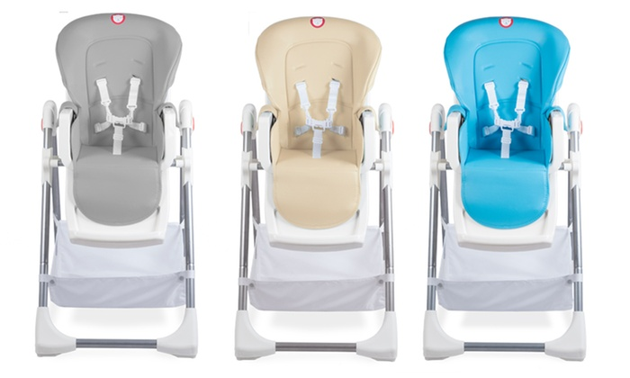 Lionelo Linn Plus Highchair With Free Delivery