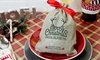 Christmas Table Mini Gift Sack