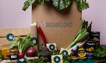 50% Discount Toward Recipe Box from Zested