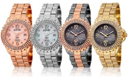176,98 zł zamiast 1 415,29 zł: damskie zegarki August Steiner – 4 modele do wyboru