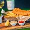 Medium Fish and Chips for Two