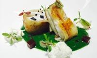 Esperienza culinaria 4 portate di mare, calice di Ferrari e dolce à la carte da Nest Osteria, Campo Marzio (sconto 61%)
