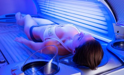 image for Tanning at Sun Your Buns (Up to 61% Off). Four Options Available.