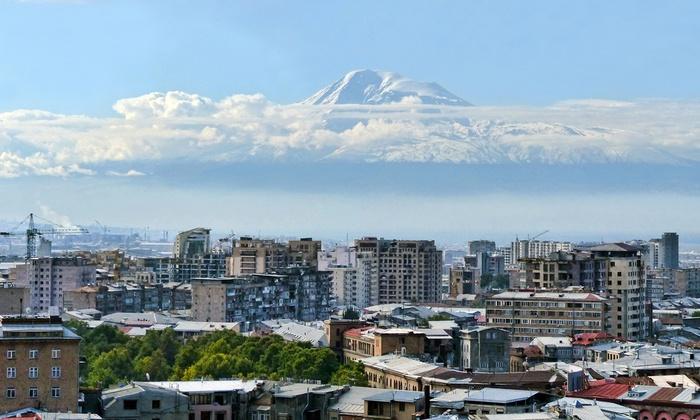 STE-Diamond Horizon Tourism - Yerevan: ✈ Yerevan: 3-Night Stay with Breakfast, Flights, Airport Transfers and Tour*