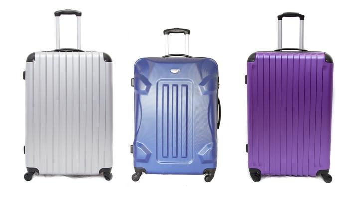 valise samsonite groupon