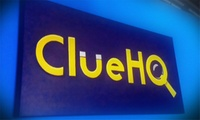 Escape Room Game for Up to Six at Clue HQ, Northern Quarter (Up to 57% Off)