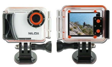 Mini action Cam HD Nilox con 32GB di memoria