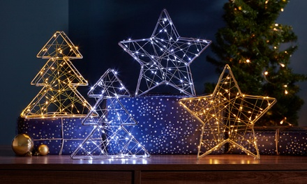 LED 3D Christmas Decorations