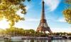 Paris : chambre Double avec petit-déjeuner et croisière sur la Seine