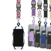 Gear Beast Printed Cell Phone Lanyard Neck Strap with Safety Clasp