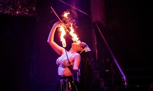 Cafe De Paris: Friday Cabaret Show with Nightclub Entry at Café de Paris (50% Off)