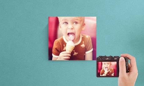 Foto-lienzo con Printerpix (descuento del 93%) -  Gastos de envío no incluidos