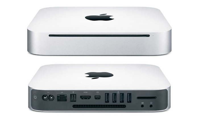 Refurbished Apple Mac Mini MC270LL/A 320GB 2 4GHZ for £299 99 With Free  Delivery