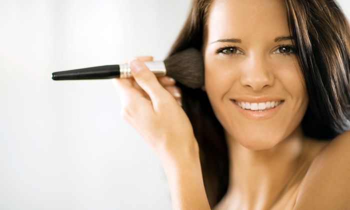 Jennifer Bradley Cosmetics - Highlands of McKamy: Private Makeup Lesson with Lash Application for One or Two at Jennifer Bradley Cosmetics (Up to 86% Off)